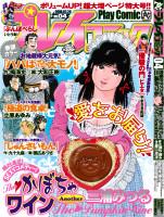 「プレイコミック2008vol04」表紙/秋田書店