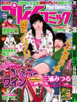 「プレイコミック2008vol09」表紙/秋田書店